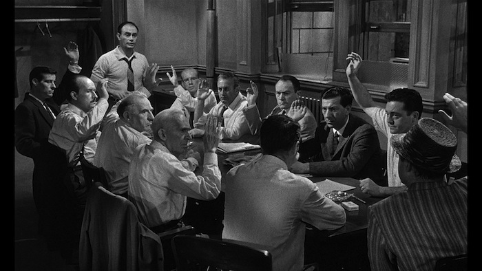 A review of justice system in film twelve angry men