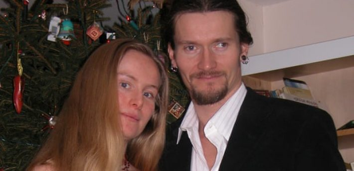 Kate Wilson and Mark Kennedy 2