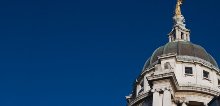 old bailey - blue