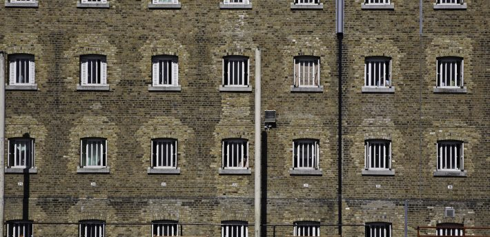 HMP Wandsworth, D Wing. Pic: Andy Aitchison
