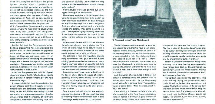 1. Inside Time December 1. 1990