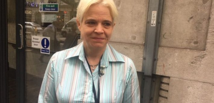 Kathryn Hopkins told the employment tribunal that she had been 'bullied' by the MoJ