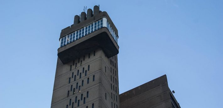 Trellick Tower: Jonathan Brown (Flickr, Creative Comms)
