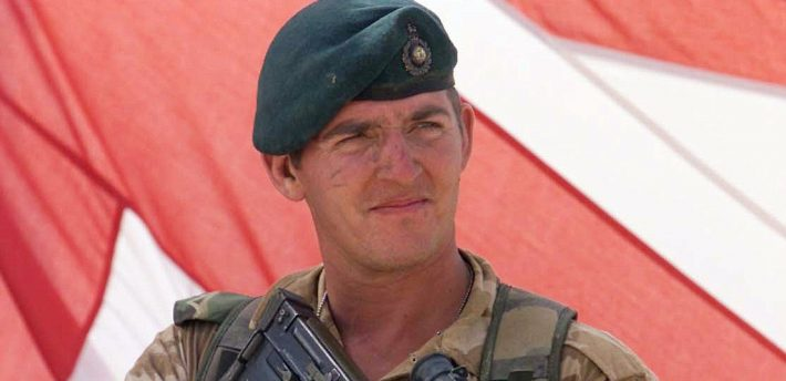 File photo dated 14/10/01 of Royal Marine Sergeant Alexander Blackman, who was found guilty of murdering an injured Afghan fighter, will find out today if he has won his battle to overturn his conviction. PRESS ASSOCIATION Photo. Issue date: Thursday May 22, 2014. The decision on the challenge by Sergeant Alexander Blackman will be announced by Lord Chief Justice Lord Thomas, Sir Brian Leveson and Lady Justice Hallett at the Court Martial Appeal Court in London. See PA story COURTS Marine. Photo credit should read: Andrew Parsons/PA Wire