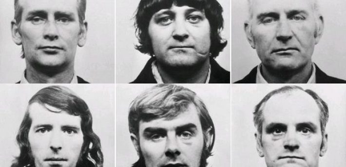 The Birmingham Six who spent 16 years in prison wrongly accused of the attacks