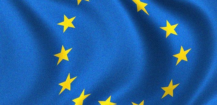 EU Flag, Yanni Koutomitis, Flickr, creative comms