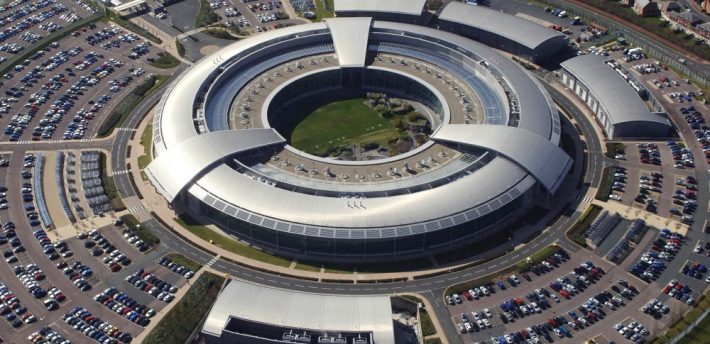 GCHQ, Ministry of Defence