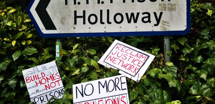 HMP Holloway demo 3