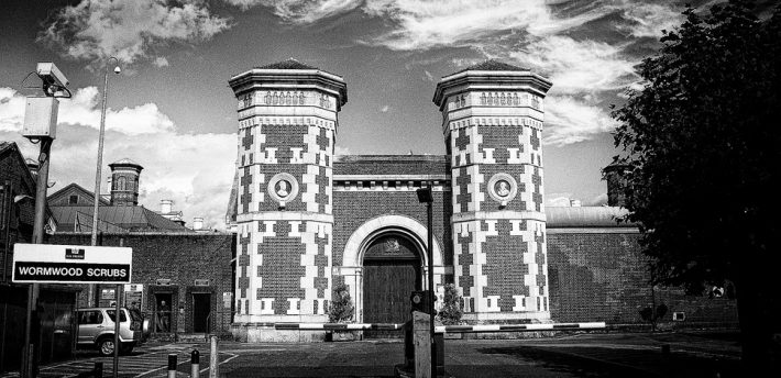 HMP Wormwood Scrubs (David Merrigan, Flickr)