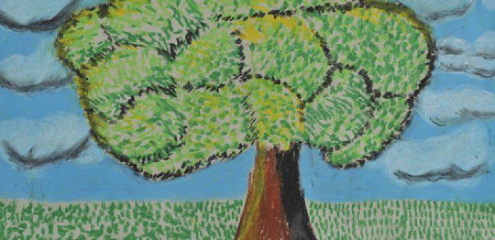 From 2012 Koestler Trust Exhibition, HM Prison Durham Pastels