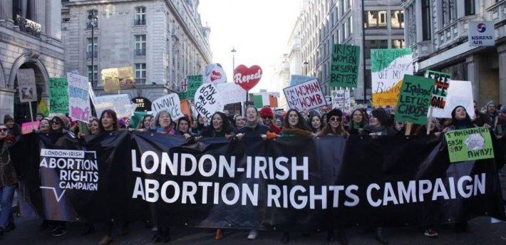 London Irish Abortion Rights Network