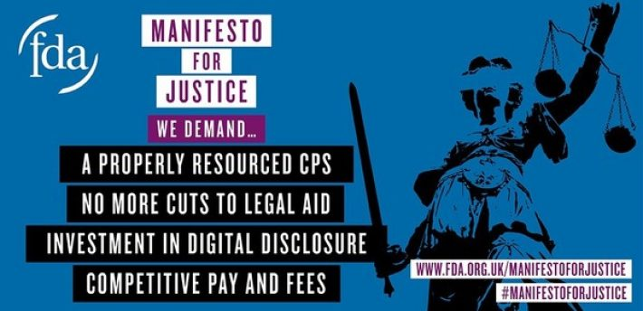 A manifesto for justice: Sign the petition