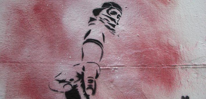 asbo love stencil
