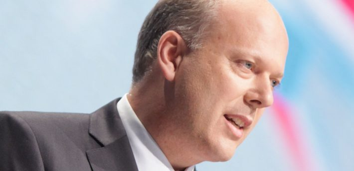 chris grayling 2009