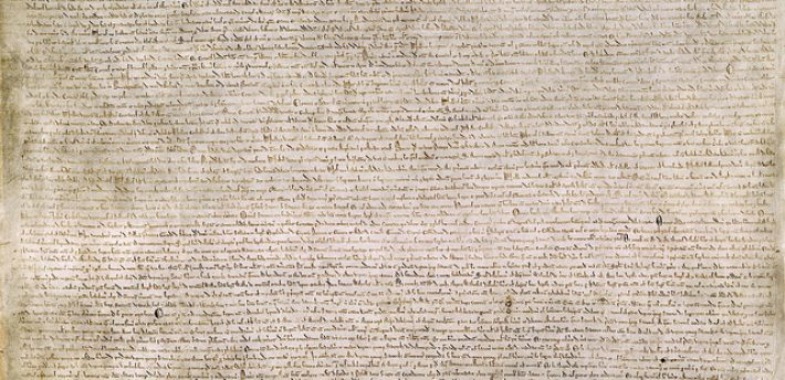 magna carta, from Flickr, James Joel 2